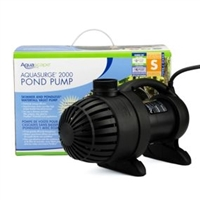 Aquascape Aquasurge 2000 koi pond Pump