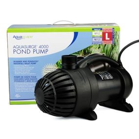 AquaSurge 4000 Pond Pump