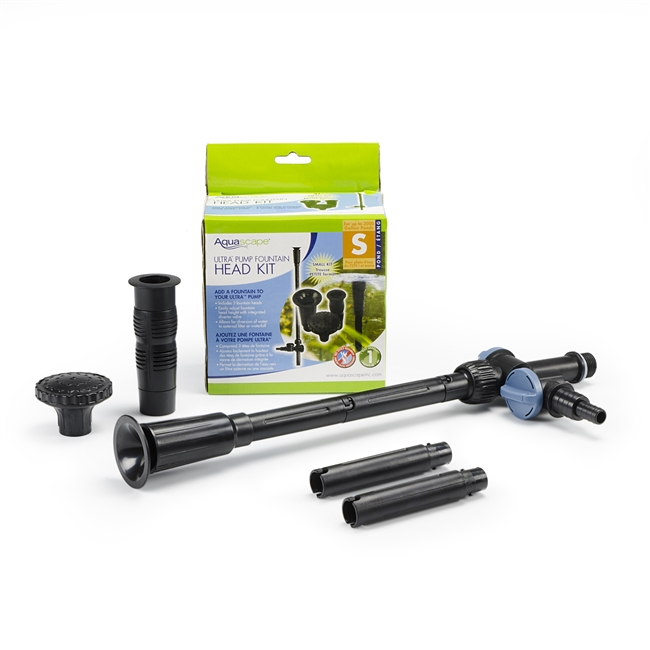 Aquascape Small Ultra Pump Fountain Head Kit