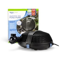 Aquascape AquaForce 3600 Solids-Handling Pond Pump