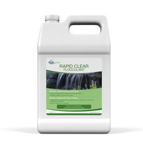 Aquascape Rapid Clear Flocculant - 1 gal