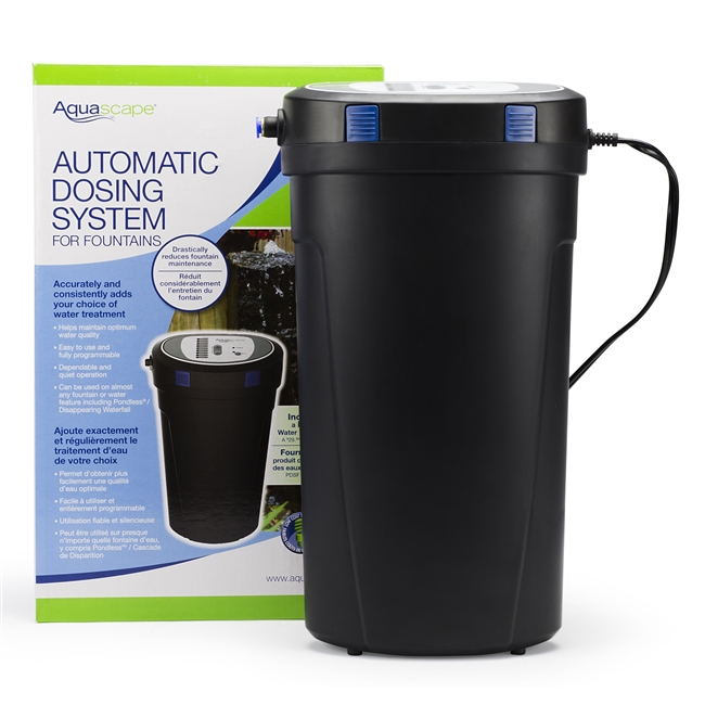 Aquascape Automatic Dosing System for Fountains