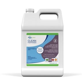 Aquascape Clean for Ponds 1 gal for koi ponds