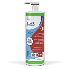 Aquascape Clear for Ponds - 32oz