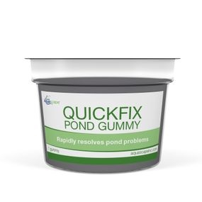Aquascape QuickFix Pond Gummy for koi ponds