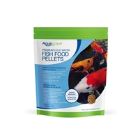 Premium Cold Water Fish Food Pellets 1.1 lbs SMALL PELLETS