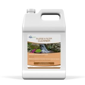 Aquascape Sludge and Filter Pond Cleaner 1 Gallon for koi ponds