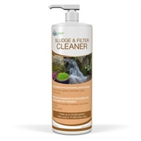 Aquascape Sludge and Filter Pond Cleaner 32oz for koi ponds