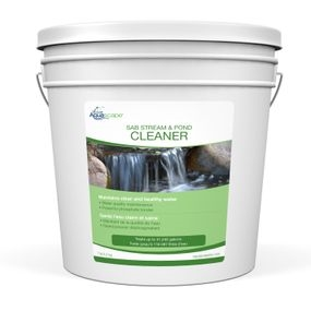 Aquascape SAB Stream and Pond Cleaner 7 lbs for koi ponds