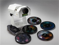 Aurora Projector Bundle ( includes wheel rotator)