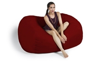 Jaxx 5'5  Lounger bean bag