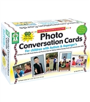 Photo Conversation Cards