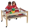 Sand and Water Table  42-3/8 x 30-1/8 x 23""