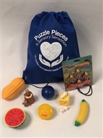 Squishy Family Fun Fidget Bag