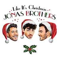 Jonas Brothers-Like It's Christmas