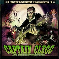Captain Clegg And The Night Creatures-Honky Tonk Halloween