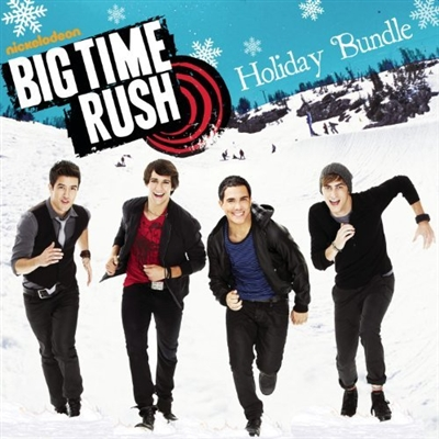 Big Time Rush-All I Want For Christmas