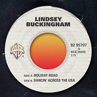 Lindsey Buckingham-Holiday Road