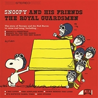 Royal Guardsmen-Snoopy's Christmas