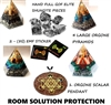 Orgone Pyramid FENG SHUI  HUGE BOX COMBO DEAL FOR THE HOME