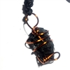 Elite Shungite pendant 4G/5G Pendant - with copper (good size)