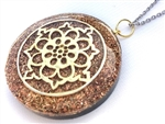 orgone cooling pendant