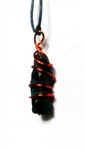Normal Shungite pendant 4G/5G Pendant - with copper - (still really good)