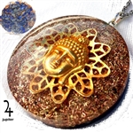 Reiki Buddha Pendant Jupiter Necklace