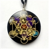 Orgone Scalar Elite Shungite Pendant - Limited edition *(5G) protection