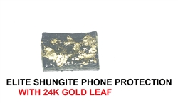 (5G) Hand made Elite Shungite phone protection