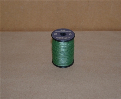 Brownell Crown Serving Material - OD Green - .026 Diameter