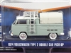 1974 Volkswagen Type 2 Double Cab Pickup Ladder Truck GREENLIGHT CLUB V-DUB SERIES 8