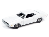 1970 Dodge Challenger R/T in Gloss White - Hemmings Muscle Machines AUTO WORLD 2020 RELEASE 4B