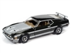 1971 Mustang Boss 351 in Dark Green Metallic with Silver Stripes and Hood - Hemmings Motor News AUTO WORLD 2020 RELEASE 4B