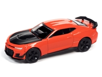 2019 Chevrolet Camaro ZL1 1LE in Crush Orange   Auto World Premium - 2021 Release 2A