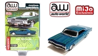 Mijo Exclusive Lowriders 1966 Chevy Impala SS Auto World 1:64 Limited Edition