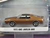 1972 AMC JAVELIN AMX GREENLIGHT MUSCLE CAR SERIES 21