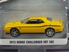2012 DODGE CHALLENGER SRT 392 GREENLIGHT MUSCLE CAR SERIES 21