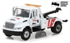 2018 International Durastar 4400 IndyCar Series Tow Truck GREENLIGHT