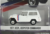 1971 Kaiser Jeep Jeepster Commando Hurst Edition GREENLIGHT HOBBY EXCLUSIVE