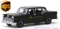 United Parcel Service (UPS) Canada Ltd - 1975 Checker Taxicab Parcel Delivery  GREENLIGHT