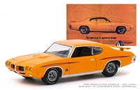 "1970 Pontiac GTO Judge - ""The Right Way to Appoint a Judge""  GREENLIGHT"