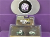 1972 JEEP CJ-5 AND TEAR DROP TRAILER GREENLIGHT HITCH&TOW