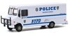 New York City Police Dept (NYPD) - 2019 Highway Patrol Step Van GREENLIGHT Heavy Duty TRUCK Series 18
