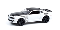 2012 Chevrolet Camaro Test Car 'White Monster', Detroit Speed, Inc. Series 2 GREENLIGHT