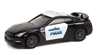 Oceanside, California Police - 2015 Nissan GT-R Hot Pursuit Series 38  GREENLIGHT
