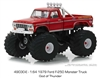 God of Thunder - 1979 Ford F-250 Monster Truck  - KINGS OF CRUNCH SERIES 3