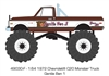 Gentle Ben 1 - 1972 Chevrolet C20 Monster Truck - KINGS OF CRUNCH SERIES 3