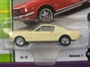 1965 Ford Mustang Fastback Phoenician Yellow