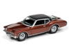 1971 Buick Riviera in Burnished Cinnamon Poly JOHNNY LIGHTNING JLCG021 B
